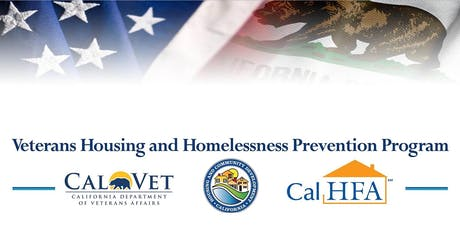 Veterans Housing and Homelessness Prevention Program Outreach  tickets