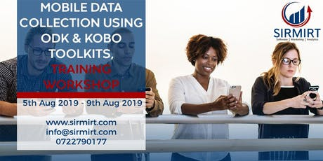 Mobile Data Collection using ODK & KoBo Toolkits tickets