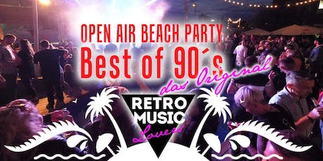 Die größte 90´ s Open Air Party in Düsseldorf Tickets