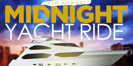 Midnight Yacht Ride (6th Annual) tickets