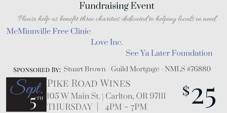 Fine Wine & Food Event for the YCAR Charitable Foundation tickets
