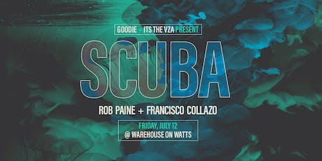 Scuba [Hotflush] at Warehouse on Watts tickets