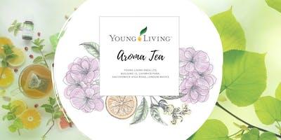 Aroma Tea with Emerick Desormeaux