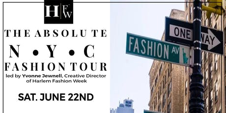 HARLEM FASHION WEEK: The Absolute NYC Fashion Tour tickets