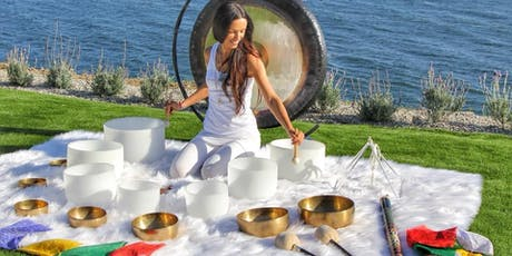 Sound Healer/ Sound Bath Teacher Training (Tuesday + Wednesday )  tickets