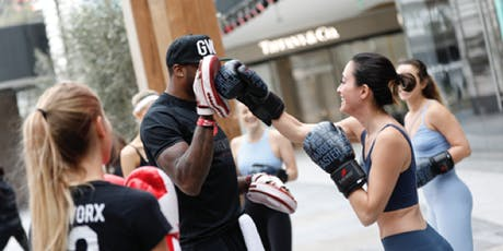 Gloveworx Boxing Class tickets