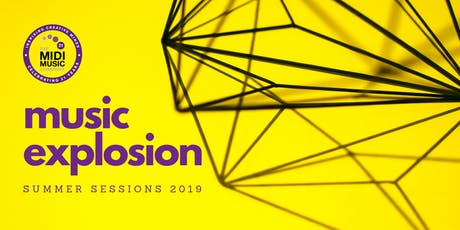 Music Explosion Summer Sessions 2019 tickets