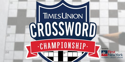 Times Union Upstate Crossword Championship