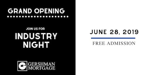 Gershman Mortgage Omaha Branch Grand Opening - Industry Night