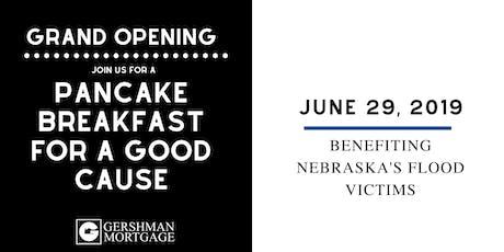 Gershman Mortgage Grand Opening -- Pancake Breakfast tickets