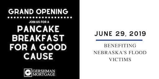 Gershman Mortgage Grand Opening -- Pancake Breakfast