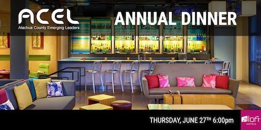 ACEL Annual Dinner 2019