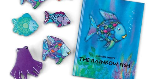 It's Elementary Presents: Rainbow Fish Story Storytime