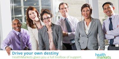 HealthMarkets Open House/Recruiting Event