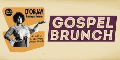 Gospel Brunch -September 28, 2019 tickets