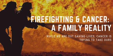 Firefighting and Cancer: A Family Reality tickets