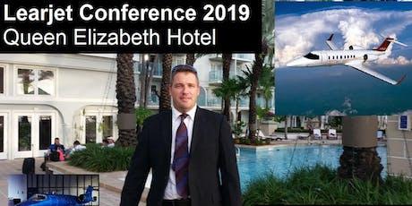 Learjet Pilot Conference by Robert Zarate Commandant tickets
