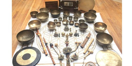 Sound Healing Workshop and Journey