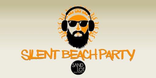 SILENT BEACH PARTY 2019