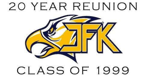 JFK  Class of 1999 Reunion
