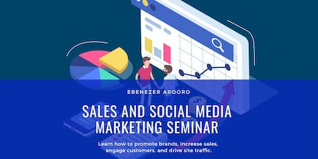 A Day Sales & Social Media Marketing Seminar in Lagos tickets