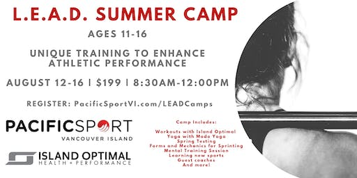 PSVI L.E.A.D Camp | Week Two | August 12-16, 2019