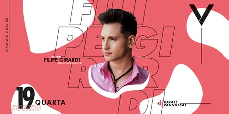 VIV Mizik - Show Filipe Girardi ingressos