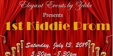 1st Kiddie Prom  tickets