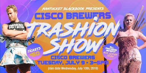 CISCO BREWERS TRASHION SHOW