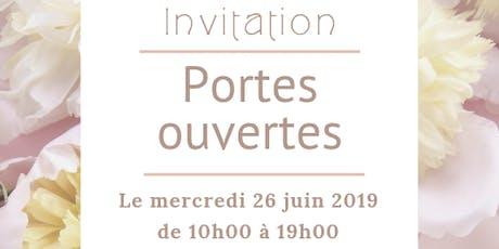 JOURNÉE PORTES OUVERTES billets