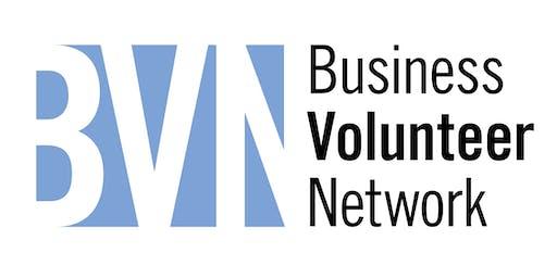 Business Volunteer Network - August Membership Meeting