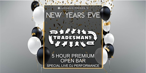 Tradesmans New Years Eve Party 2020