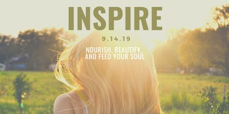 INSPIRE tickets