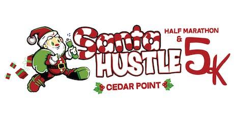 Santa Hustle® Cedar Point 5K, Half Marathon, and Kids Dash tickets
