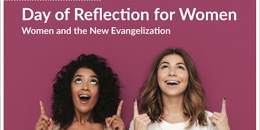 Lay Spiritual Formation Program - Day of Reflection for Women 2020