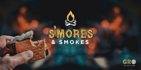 GROwynwood: S' mores & Smokes Happy Hour  tickets