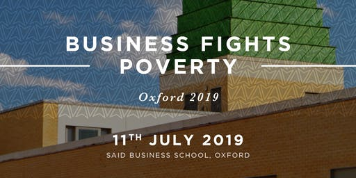 Business Fights Poverty Oxford 2019