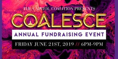 Coalesce: Annual Fundraising Event tickets