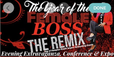 The Female Boss Extravaganza & Conference tickets