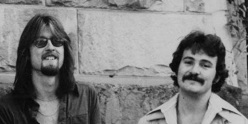 Firefall's Rick Roberts & Larry Burnett Reunion Tour