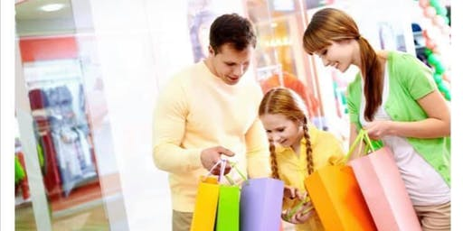 Summer Shopping Bash