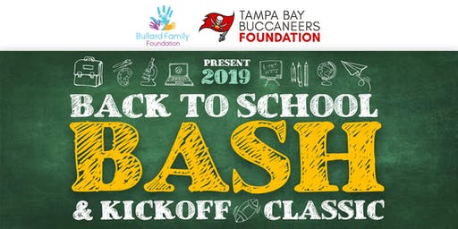 Back to School Bash & Kick Off Classic 2019