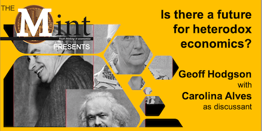 Is there a future for heterodox economics?