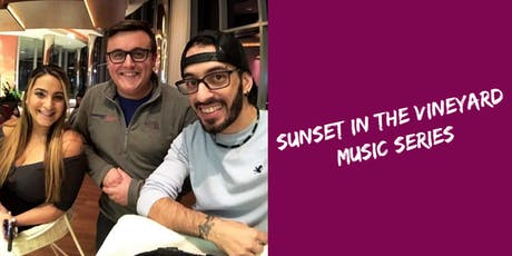 Sunset in the Vineyard ft. The Nancy Malcun Trio tickets