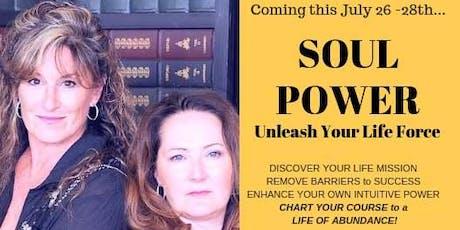 Soul Power tickets