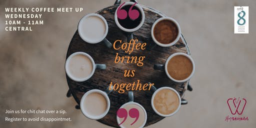 HKM Boss Mom Coffee Meet Up