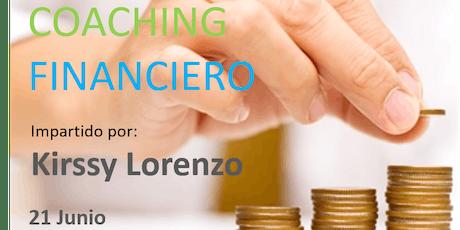 TALLER COACHING FINANCIERO SANTIAGO entradas