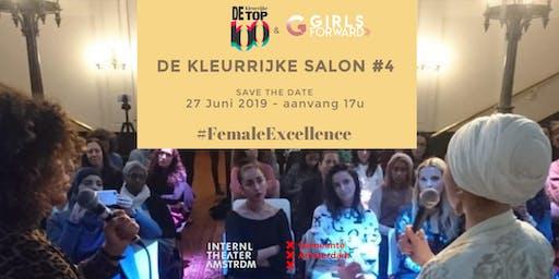 De Kleurrijke Salon #4 - #FemaleExcellence