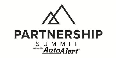 AutoAlert Partnership Summit tickets