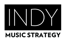 Indy Music Strategy logo